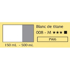 OLEO LOUVRE 150ML BLANCO TITANIO