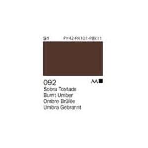 ACRYL. GOUACHE 92 200 ML. Sombra Tostada