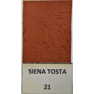 Pigmento Siena Calcinada 21 1 Kg.