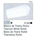 ARTIST 303 60 ML. Blanco Titanio Rutilo
