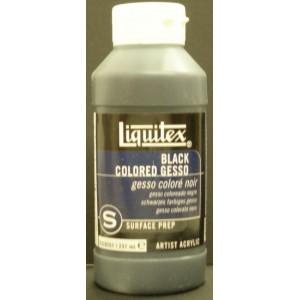 LIQUITEX GESSO NEGRO 237 ML