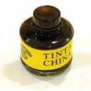 TINTA CHINA NEGRA FRASCO 60ml