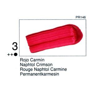 STUDIO 03-58ML. Rojo Carmín