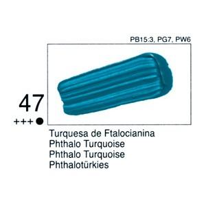STUDIO 47-58ML. Turquesa de Ftaloc.