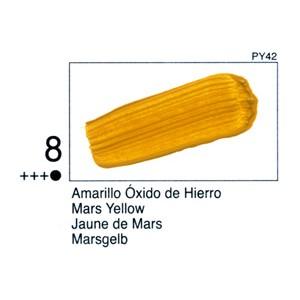 STUDIO 08 125 ML. Amarillo Óxido Hierro