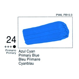 STUDIO 24 125 ML. Azul Cyan