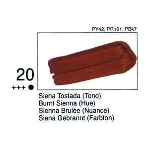 STUDIO 20-200ML. SIENA TOSTADA
