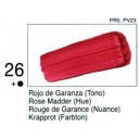 STUDIO 26-200ML. ROJO DE GARANZA