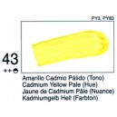 STUDIO 43-200ML. AMARILLO CADMIO PALIDO
