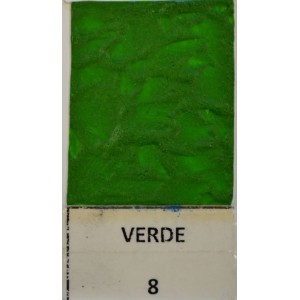 Pigmento Verde 8 1 Kg.