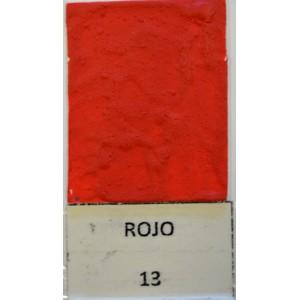 Pigmento Rojo 13 1 Kg.