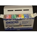 GIOTTO PATPLUME 12x150grs COLORES SURTIDOS