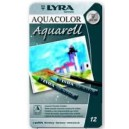 LYRA AQUACOLOR  caja metal 12