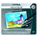 LYRA AQUACOLOR caja metal 24