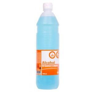 ALCOHOL QUEMAR 1000 c.c.