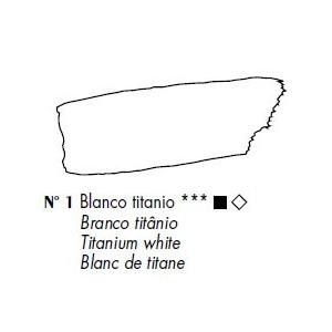OLEO GOYA BLANCO TITANIO  60 ML