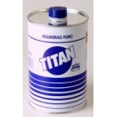 Aguarrás Puro Titán 500 Ml.